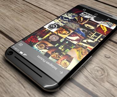 One M9 – piękny projekt nowego smartfonu HTC