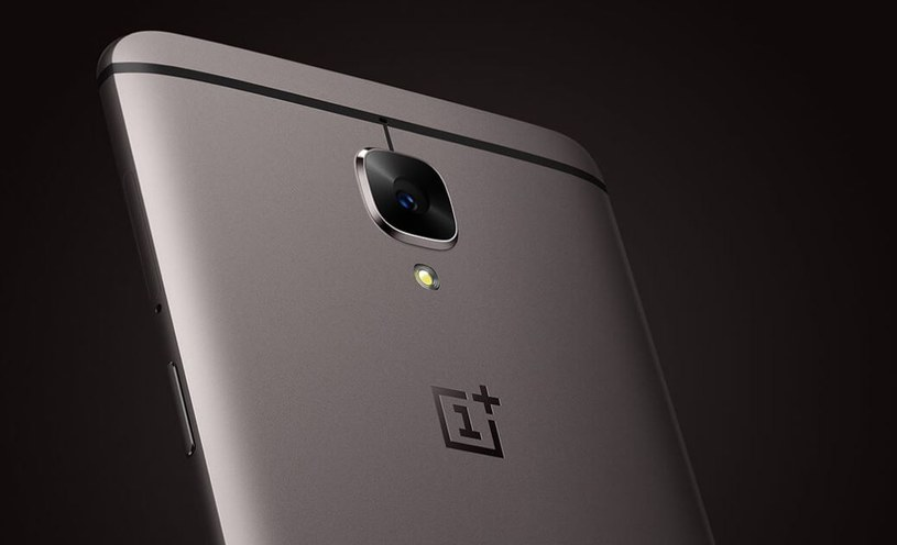 OnePlus 3T wyceniono na 439 dolarów /materiały prasowe