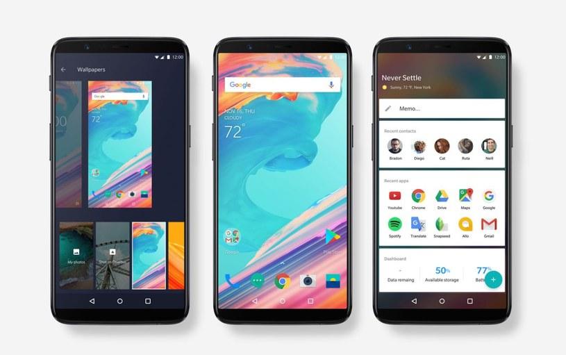 OnePlus 5T jest uważany za jeden z najlepszych smartfonów 2017 roku /materiały prasowe