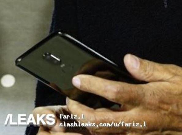 OnePlus 6 będzie wykonany ze szkła /Slashleaks /materiał zewnętrzny