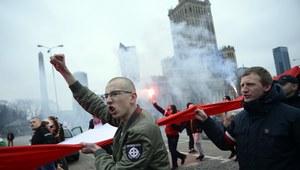 ONR organizuje cykl manifestacji POLexit