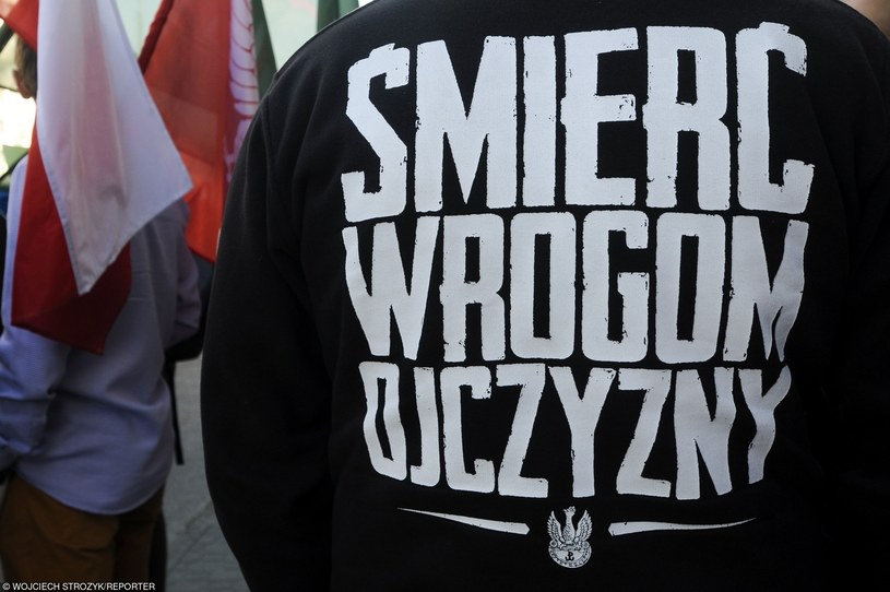 ONR zapowiada manifestację /Wojciech Stróżyk /Reporter