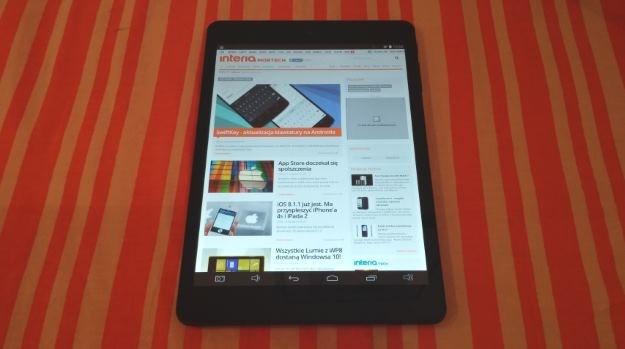 Op3n Dott - tablet sprzedawany w Tesco za około 399 zł /INTERIA.PL