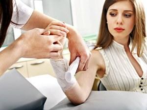Oparzenia i odmrożenia - pierwsza pomoc