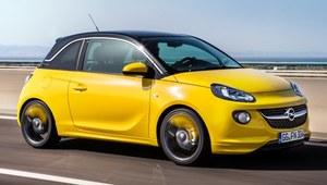 Opel Adam - pierwsza jazda