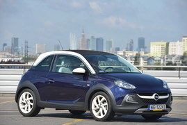 Opel Adam Rocks 1.0