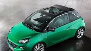 Opel Adam z rozsuwanym dachem