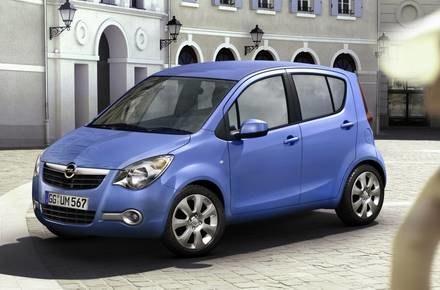 Opel agila / Kliknij /INTERIA.PL