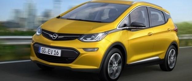 Opel Ampera-e - elektryczna nowość