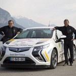 Opel ampera triumfuje w Monte Carlo