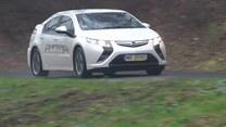 Opel Ampera – wrażenia z jazdy