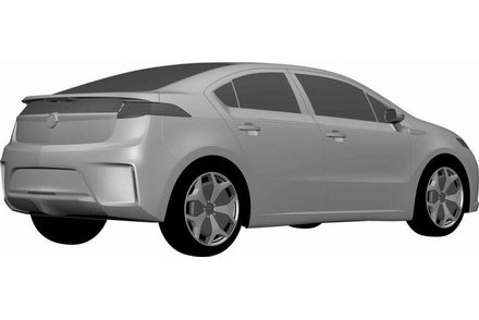 Opel ampera /
