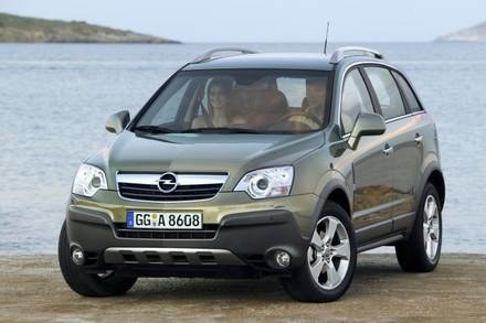 Opel antara / Kliknij /INTERIA.PL