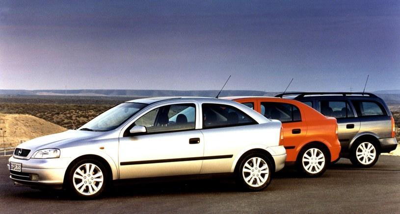 Opel Astra G /