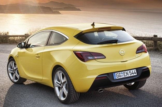 Opel astra GTC /