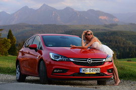Opel Astra HB 1.6D 100 kW/136 KM Start/Stop FWD
