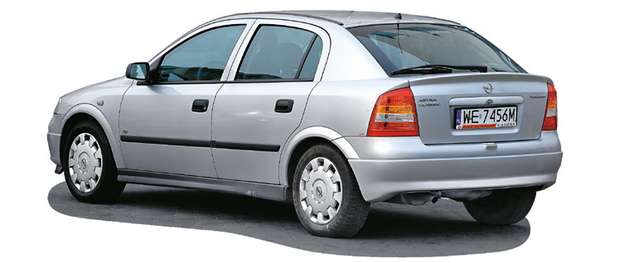 Opel Astra II /Motor