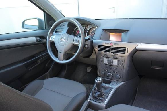 Opel Astra III /Motor
