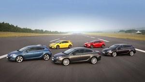 Opel Astra IV po faceliftingu - pierwsza jazda