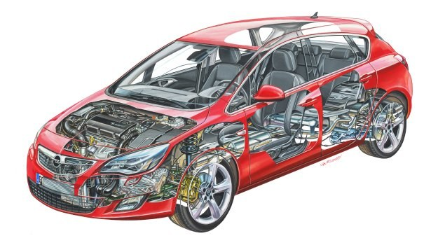 Opel Astra IV /Opel