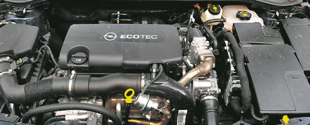 OPEL Astra nie zachwyca swoim 1,7-litrowym dieslem. Części są stosunkowo drogie. /Motor