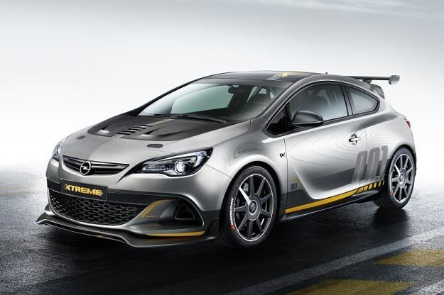Opel Astra OPC Extreme /