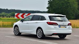 Opel Astra ST 1.6 CDTI BiTurbo Dynamic - test