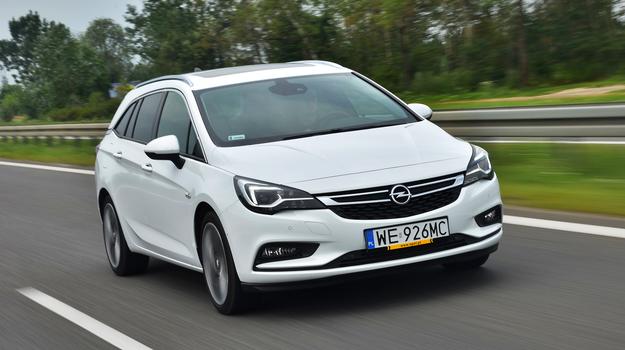 Opel Astra ST /Motor