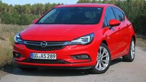 Opel Astra V - pierwsza jazda
