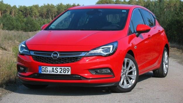 Opel Astra V /INTERIA.PL