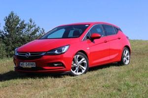 Opel Astra z nowym silnikiem 1.6 CDTI. Test