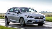 Opel Astra z silnikiem BiTurbo