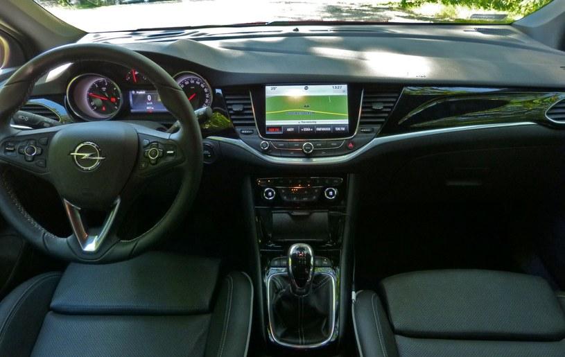 Opel Astra /INTERIA.PL