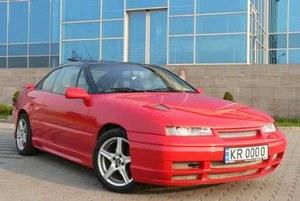Opel calibra / kliknij /INTERIA.PL