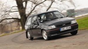 Opel Corsa GSi - lekka, szybka i... coraz rzadsza na drogach