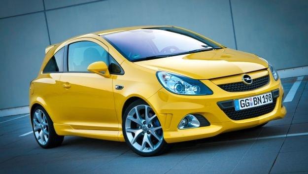 Opel corsa OPC /