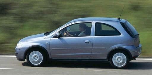 Opel Corsa podrożeje o 500 zł (kliknij) /INTERIA.PL
