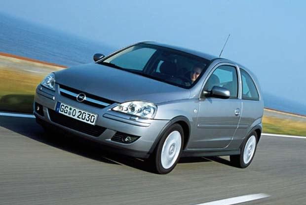 Opel Corsa w specyfikacji 2004 (kliknij) /INTERIA.PL