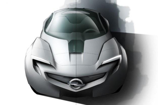 Opel Flextreme GT/E /