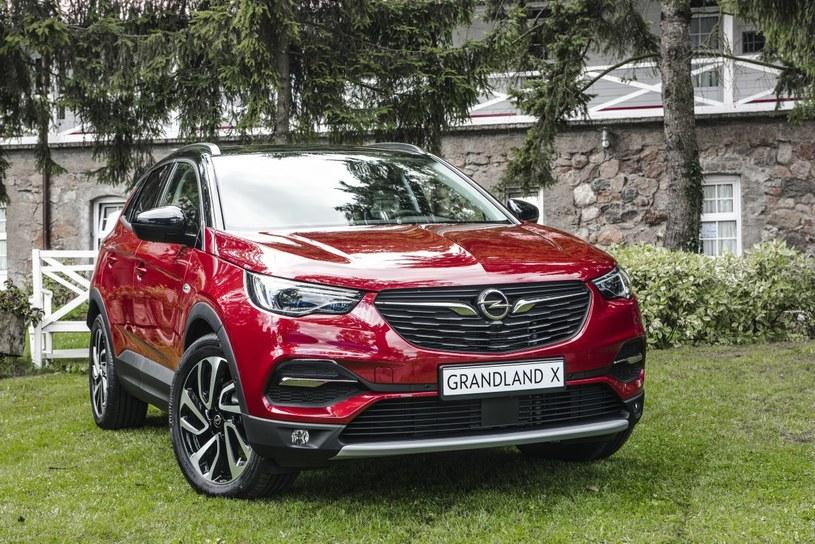 Opel Grandland X /