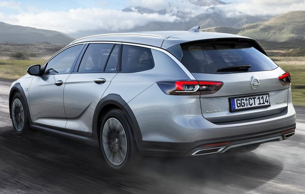 Opel Insignia Country Tourer /Opel