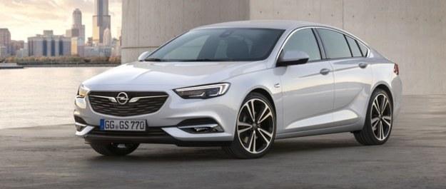 Opel Insignia Grand Sport - nowa generacja
