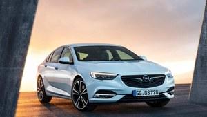 Opel Insignia Grand Sport wyceniony w Polsce