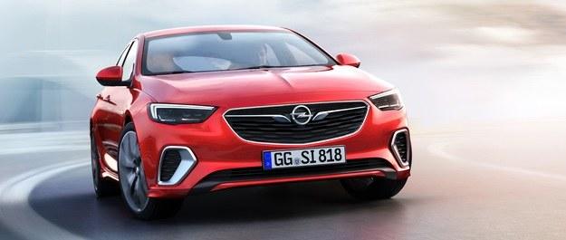 Opel Insignia GSi - przedsmak OPC