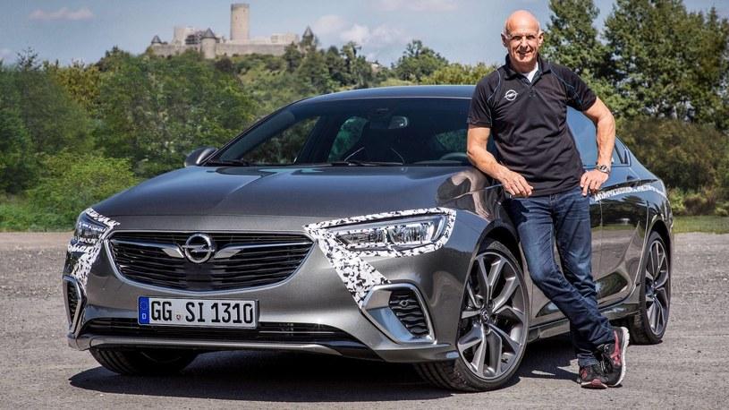 Opel Insignia GSi /