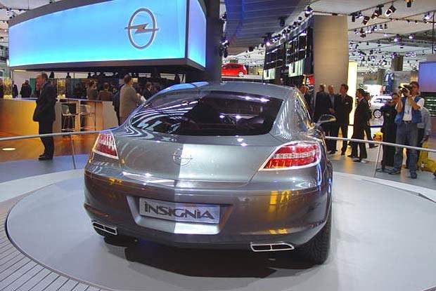 Opel Insignia (kliknij) /INTERIA.PL