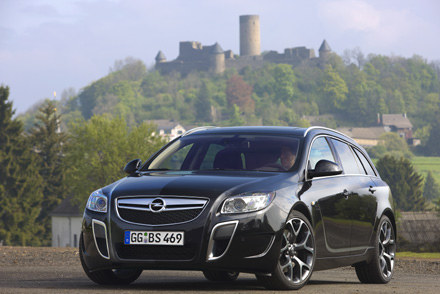 Opel insignia OPC sports tourer /