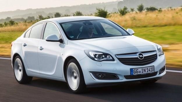 Opel Insignia po liftingu (2014) /Opel