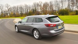 Opel Insignia Sports Tourer 2.0 CDTI A8 Elite – test