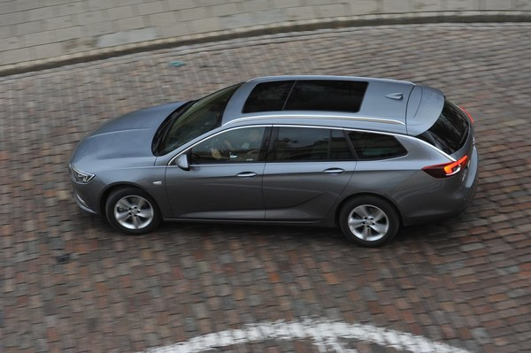 Opel Insignia Sports Tourer 2.0 CDTI A8 Elite